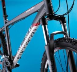 Carrera Vengeance Mountain Bike 2012