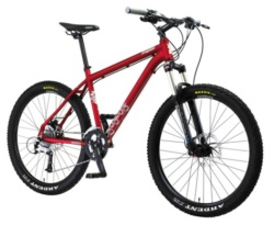 VooDoo Hoodoo Mountain Bike 2012