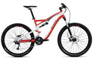 Specialized Camber Expert 2012 Mountain Bike