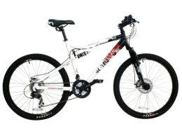 Apollo Paradox Full Suspension Mountain Bike