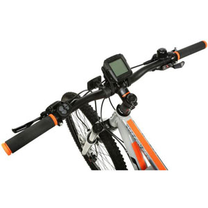 Carrera Vulcan E Electric Mountain Bike