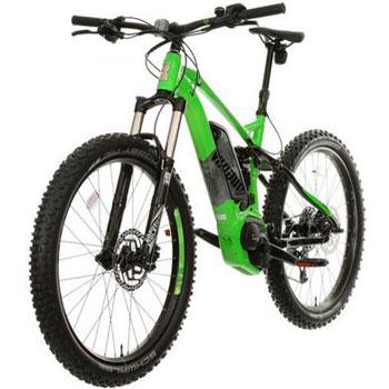 Voodoo Zobop Electric Mountain Bikes